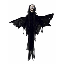 Halloween Figure Angel. Animated 165 Cm.