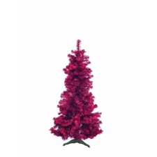 Fir Tree FUTURA, violet metallisk, 180cm