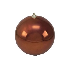 Deco Ball 20 Cm.. copper