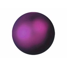Deco Ball 3.5 Cm.. Violet. metallic 48x