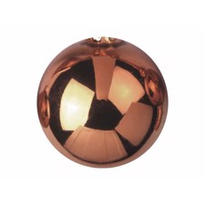 Deco Ball 3.5 Cm.. copper. shiny 48x