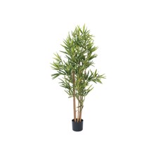 Bamboo deluxe, artificial plant, 120cm