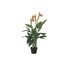 Bird-of-paradise flower, artificial plant, 90cm